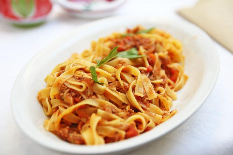 Fettuccini Pasta